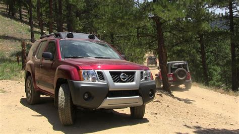 Nissan Xterra Pro 4x Road Review 2013 Nissan Xterra Pro 4x Perfecting The