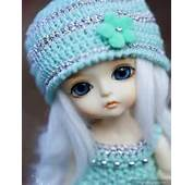 Cute Doll Girl Blue Eyes Alone Barbie