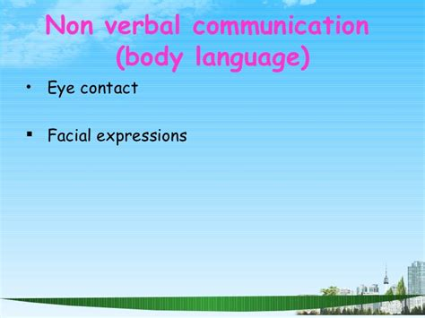 Mba For Non Speaking by Communication Skills Ppt Bec Doms Mba 1 St Sem