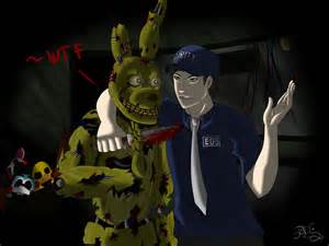 Fnaf speed paint do you wanna kill someone by deadlyevilsmile on