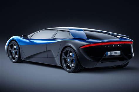 electric porsche supercar 670bhp elextra ev to launch in 2019 as porsche mission e