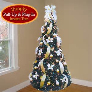 Trees not real christmas trees holiday decorations american sale