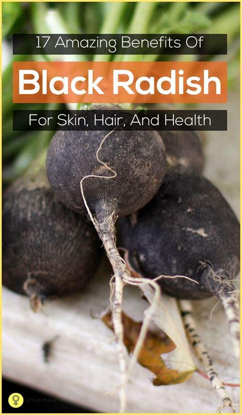 Black Radish Detox by The 25 Best Health Benefits Of Radishes Ideas On