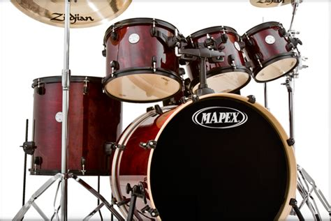 Mapex Horizon Standard 5 Pcs this product is no longer active this page has been left