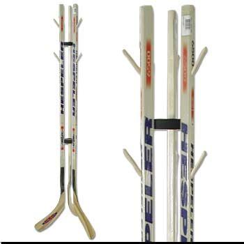 hockey stick coat amp hat rack