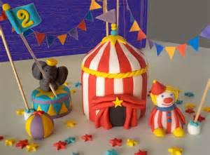 circus cake toppers fondant circus carnival tent cake topper circus carnival