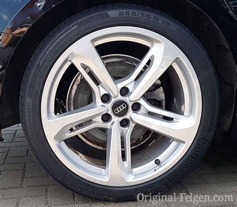 Audi Lochkreis by 19 Zoll Audi Vw Original Felgen Alle Lochkreise Und