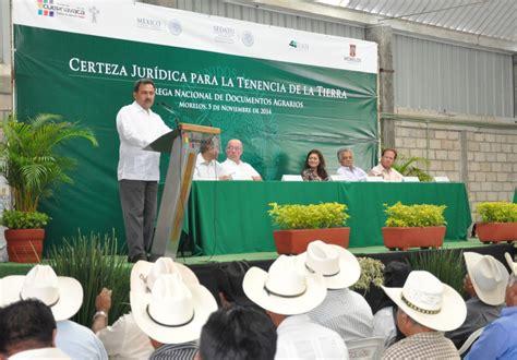ayuntamiento de cuernavaca tenencia el municipio de cuernavaca fue beneficiado dentro del
