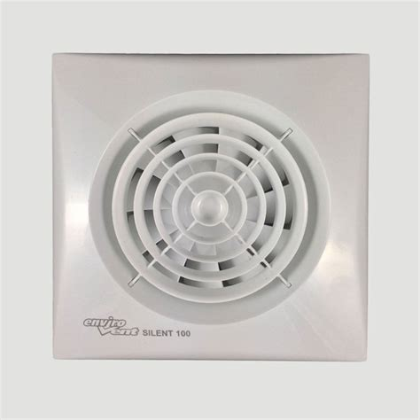 bathroom extractor sil100t silent 100mm bathroom extractor fan with