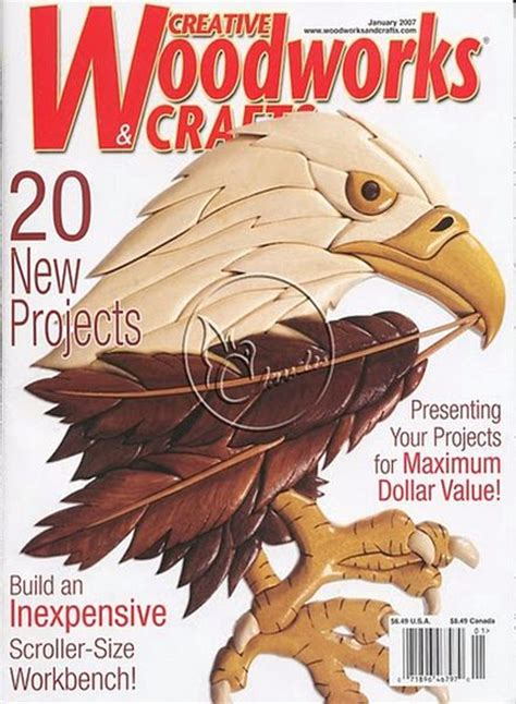 creative woodworking and crafts creative woodworks crafts 122 2007 01 pdf