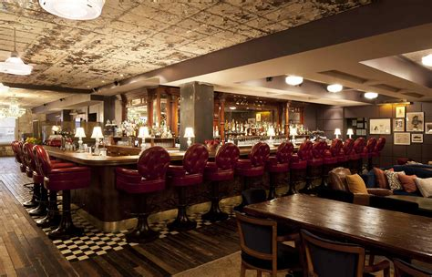 top bars in soho nyc soho house new york 171 luxury hotels travelplusstyle