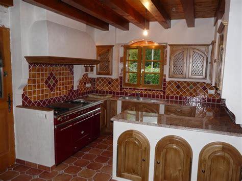 modele de cuisine provencale cuisines rustiques et proven 231 ales sud ouest cuisines