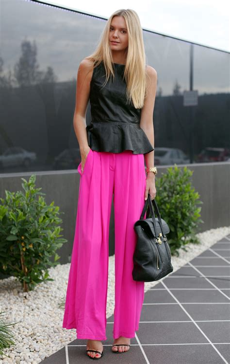 what is pinks style how to wear summer leather