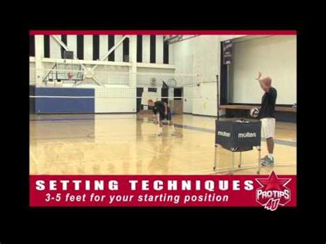 setting drills youtube volleyball tips setting technique with john speraw youtube