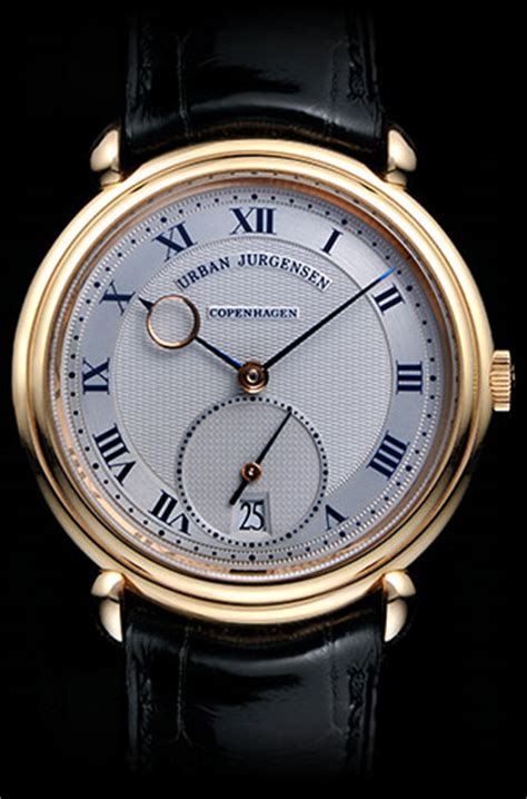 Handmade Swiss Watches - j 252 rgensen handmade swiss watches reference 8
