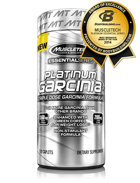 u weight loss vernon platinum garcinia plus muscletech