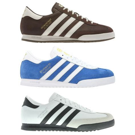 adidas originals mens trainers beckenbauer uk size