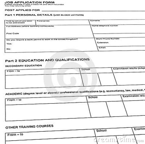 Resume Blank Form Philippines Looking For Resume Blank Form Isolated Stock Photos Image 12564113