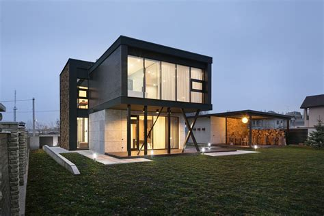 houses designed contemporary box houses design by sergey makhno in kiev