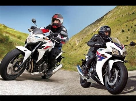 Motorrad Vergleich Für Einsteiger Forum by Video 2015 Honda Cb500f Test A2 48ps Einsteiger