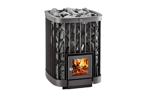 Terrace Outdoor Sauna Wood Burning Patio Heaters