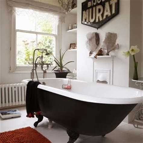 to da loos vintage black painted ball and claw foot bathtubs