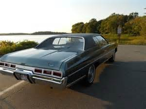 1971 Chevrolet Caprice For Sale 1971 Chevrolet Caprice Impala Original And For Sale