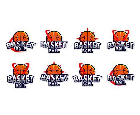 Free Basketball Logos Template Vector Vector Art Graphics Freevector Com Basketball Logo Template Free