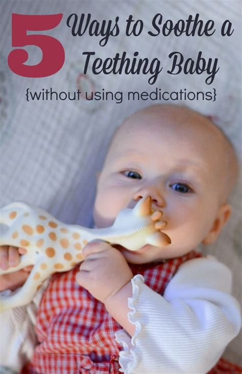7 Ways To Soothe A Baby by Best 25 Teething Symptoms Ideas On Sick Baby