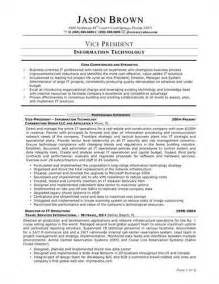 Best Resume Information by Information Technology Sample Resume