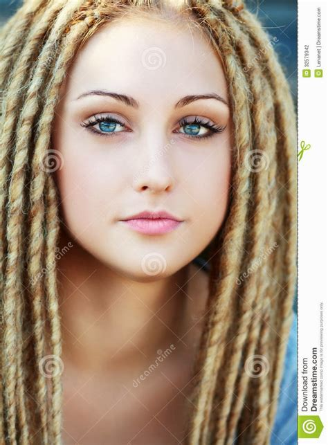 dreadlock models styles for dreads for womens images