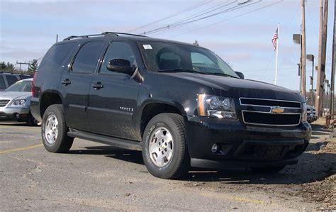 Chevy Tahoe 2007 by File 2007 Chevrolet Tahoe Jpg
