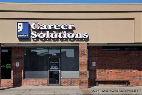 Social Security Office Clarksville Tn by Clarksville Goodwill Career Solutions Centers To Hold
