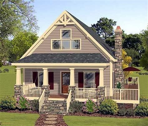 2nd Floor House Plans And Cute Little Houses On Pinterest House Plans With Upstairs Porch