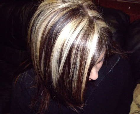 pictures of blonde hair with dark lowlights home treatment for blonde hair black lowlights medium
