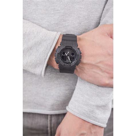 orologi g shock casio orologio cronografo uomo casio g shock ga 100 1a1er
