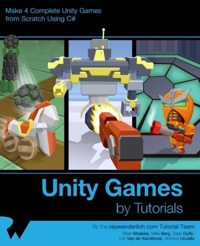 Unity Tutorial Beginner Pdf | unity games by tutorials pdf free download smtebooks