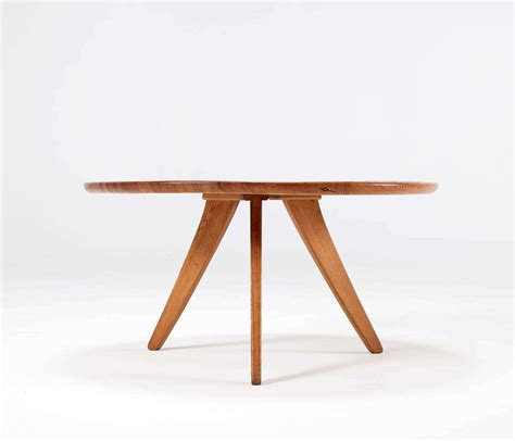 Solid Pine Coffee Table Solid Pine Wood Cocktail Table By Carl Malmsten For Svensk Fur At 1stdibs