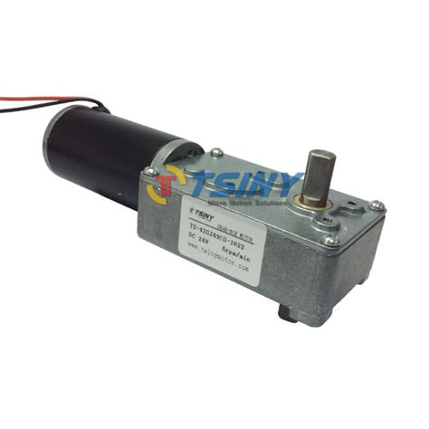Jual Motor Dc 24 Volt motor dc worm reducer 24 volt 6 rpm low speed electric motores of biaxial shaft axis
