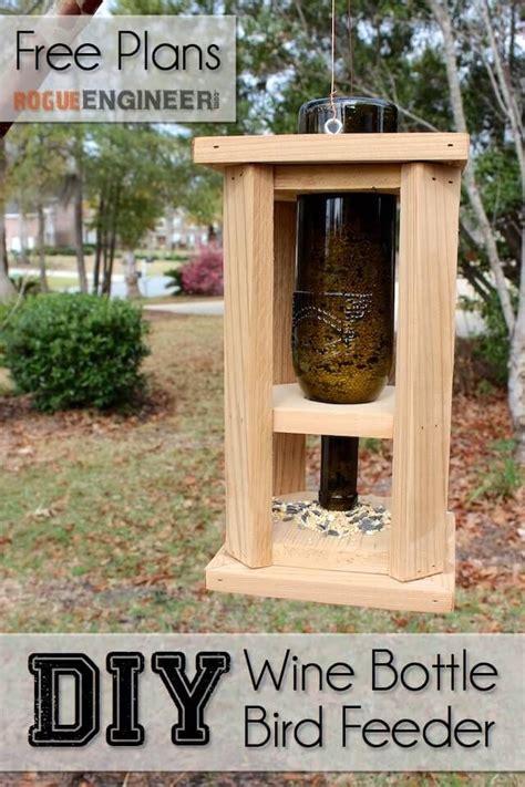 unique bird feeder plans ideas  pinterest bird