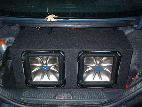 lightning audio capacitors kicker subwoofer system with a lightning audio capacitor and a 2 channel 800 watt rockford