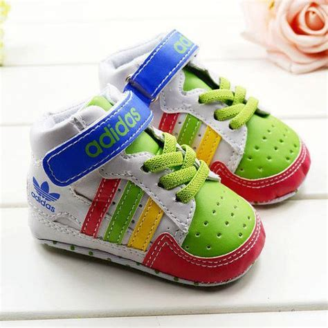 baby boy adidas sandals adidas baby boy crib shoes by monisbowsnmore on etsy 20
