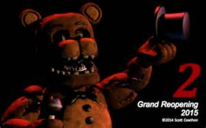 Five nights at freddy s 2 grand reopening