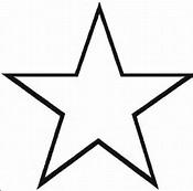 Dibujos De Estrellas Para Colorear