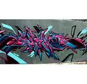 Stack Attackz / Graffiti Blue Pink 2007 Wildstyle Keustanet
