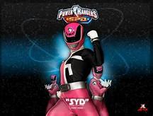 Power Rangers SPD Pink