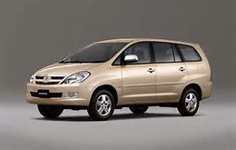 Toyota Innova Price in India