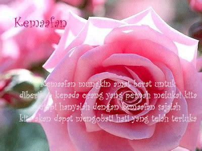 keabadian cinta puisi indahnya memaafkan