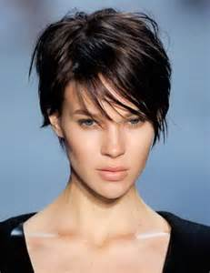 Pics of trendy short haircuts short hairstyles 2014 most