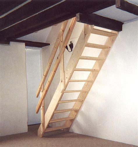 cottage space saver staircase kit from staircase kits